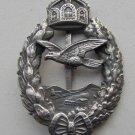 WW I THE GERMAN BADGE  Commemorative Badge pilot das Flieger Erinnerungsabzeichen