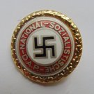 WWII THE GERMAN BADGE  Party badge