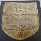 The prize plaques Kriegsmarine