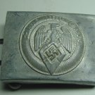 WWII  Buckle belt on the field enlisted