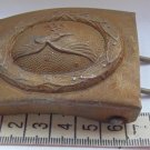 WWII THE GERMAN BADGE Belt Buckle for privates . Article