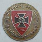 WWII THE GERMAN BADGE  emblem veteran member of the union
