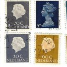 Netherland Stamps N0001