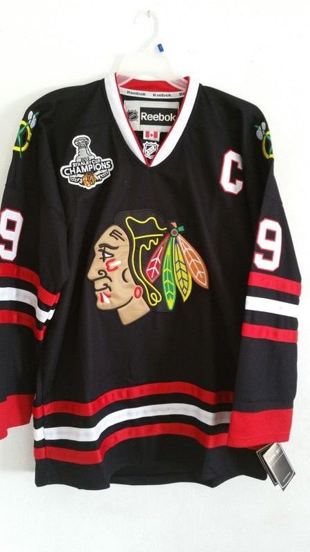Blackhawks #19 Toew red black white Hockey Jerseys 2015 Final Stanley Cup Patch