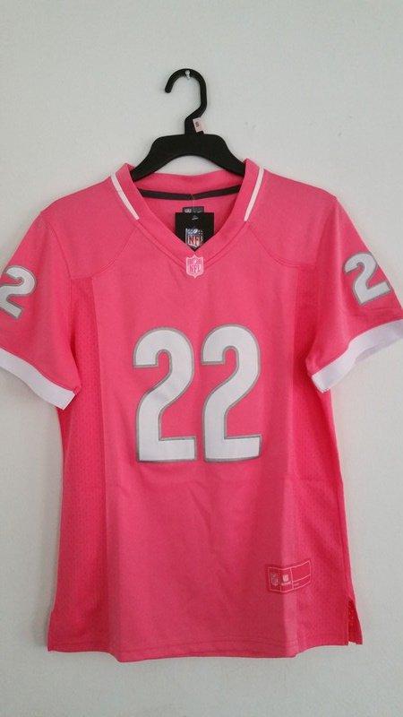 Matt Forte Stitched Jersey 2015 Pink Bubble Gum Jersey Medium