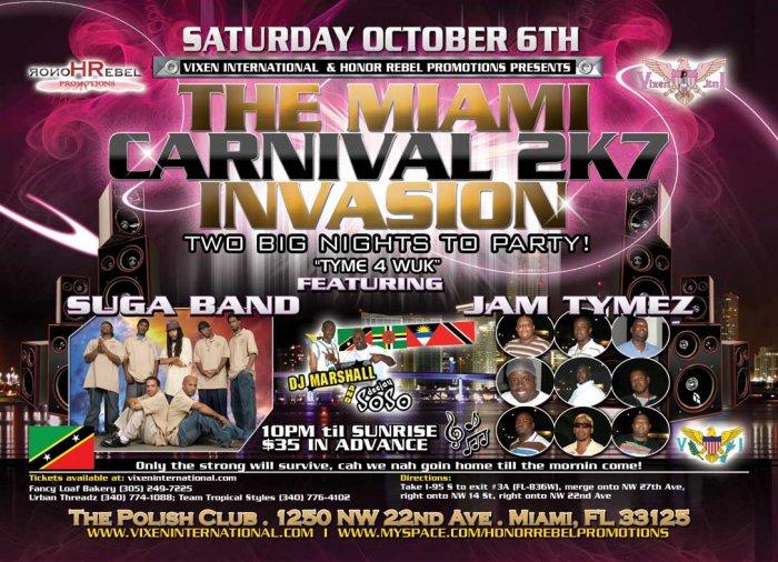 Tyme 4 Wuk - Saturday October 6th