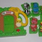Leap Frog  Zoo Fridge Magnetic Animals Set Complete