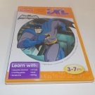 Fisher Price iXL Learning System Batman Game Software Ages 3-7  New Sealed