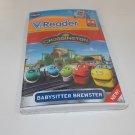 Vtech Vreader E-reading System Chuggington Babysitter Brewster Ages 3-5  New