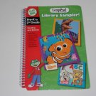 Leap Frog Leap Pad Library Sampler Replacement Book ONLY Reading Science PreK-2