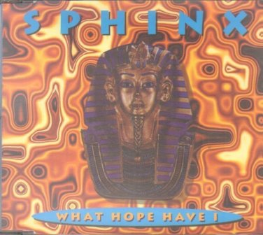 MUSIC/CD/PRE-OWNED/SPHINX/WHAT HOPE HAVE I/CD/GOOD COND.