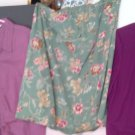 Lot (3) Skirt Blair 2 XL Floral Print 2 Matching Top Free Jewelry Super Deal Lot