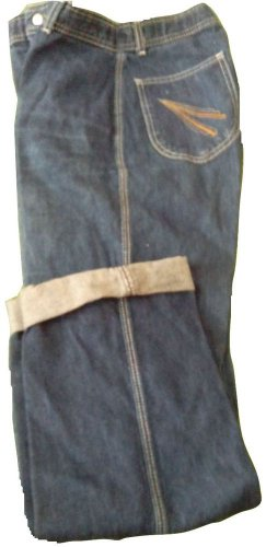 JEANS DENIM PIZZAZZ - NEW YORK- PARIS MADE IN USA - 40 50 YEARS AGO SZ.12 G
