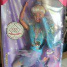 BARBIE  Olympic Skating Barbie - Mattel 1997 Tara Lipinski Nagano #18501 Boxed