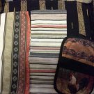 KITCHEN  BAR TOWEL SET (2) WITH ROOSTER POTHOLDER. 2 BONUS PLACE MATS