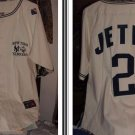 DEREK JETER/ROAD SHIRT/1998/LOGO ATHLETIC JETER RETIRES WORLD SERIES/ROAD SHIRT