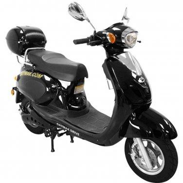 Daymak Rome 500W 72V Electric Bicycle Electric Bike E-Bike eBike Moped Black Free Shipping