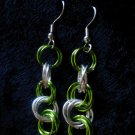 Flowers of Envy Earrings