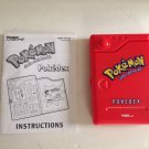 1998 Pokemon Pokedex Tiger Electronic Handheld Game Organizer Works