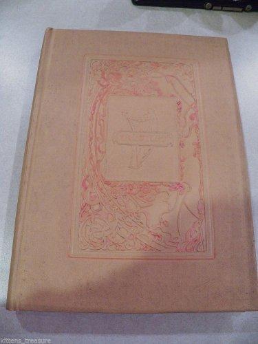 1928 Art Nouveau Nautilus Yearbook Jeff HS Lafayette In Celtic Fairies Jefferson