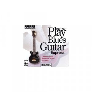 Instant Play Blues Guitar Express (CD-ROM)
