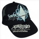 Sword Art Online hat cosplay anime SAO Sun hat Cap fashion man&woman hat