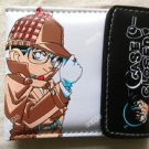 Anime Case Closed Detective Conan  Sherlock Holmes Cosplay Wallet