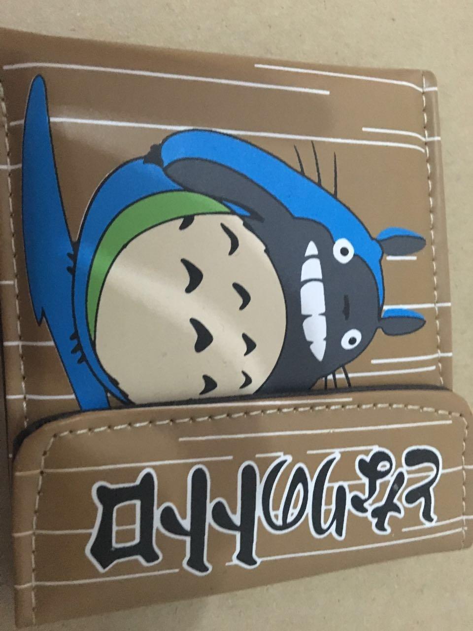 Anime Totoro  Wallet