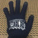 Anime One piece Gloves