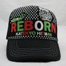 New Katekyo Hitman Reborn Anime Cap Cosplay Baseball Hat Cap Great Gift