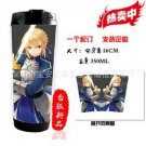 Hot Japanese Anime Cosplay  Fate/stay night Collection Coffee Milk Mug Travel Warm Cup