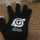 Anime naruto Muye Logo easy touch Gloves