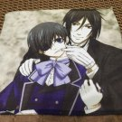 Bath Towel/Hand Towel Anime Black Butler Soft Towel Microfiber