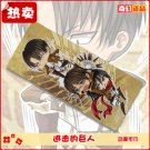 Large size Bath Towel/Hand Towel Anime Attack on TitanSoft Towel Microfiber
