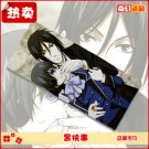 71 x 32 CM Bath Towel/Hand Towel Anime Black Butler Soft Towel Microfiber
