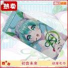 137 x 69 CM Bath Towel/Hand Towel Anime Hatsune Miku Soft Towel Microfiber