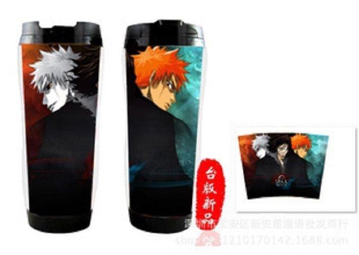Anime Cosplay Bleach Collection Coffee Milk Mug Travel Warm Cup