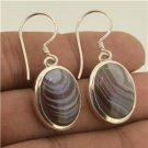 Botswana 925 Sterling Silver Earrings Designer Unique Handmade Bali EA03PT L8363