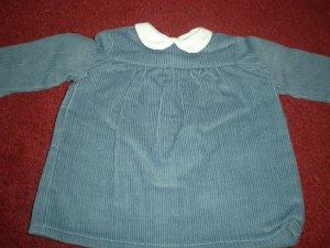Sasha Doll Cora Original Powder Blue Cordouroy Dress 1985