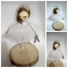 Ballerina Brooch doll