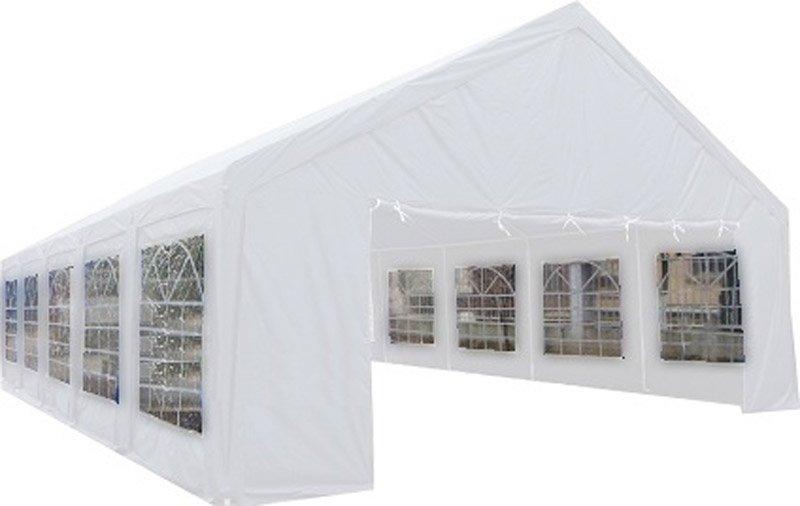 20'x40' ft Outdoor Wedding Party Tent Gazebo Carport Shelter Garage WHITE