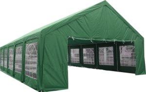 20x40 Outdoor Wedding Party Tent Gazebo Carport Shelter Garage GREEN