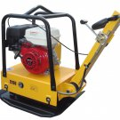 Large Plate Dirt Soil Compactor with Honda Motor with Forward/Reverse