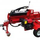 60 Ton Log Splitter Commercial Grade Wood Splitter LS60T-610MM