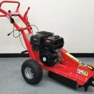 Stump Grinder 15HP Gas Powered Walk Behind Wood Cutter