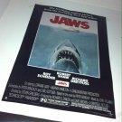 "Jaws Poster Print - 24"" x 36"""