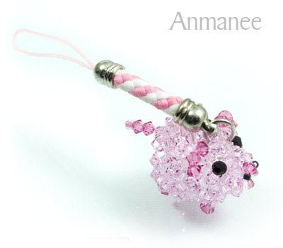 Lovely Pig Phone Strap 01061