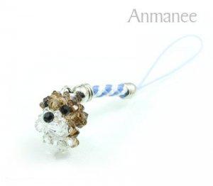 Lovely Dog Phone Strap 01062