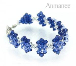 Swarovski Crystal Bracelet Thai Classic 2 010283