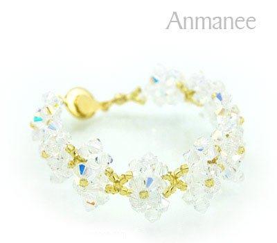 Swarovski Crystal Bracelet Thai Classic 2 010285